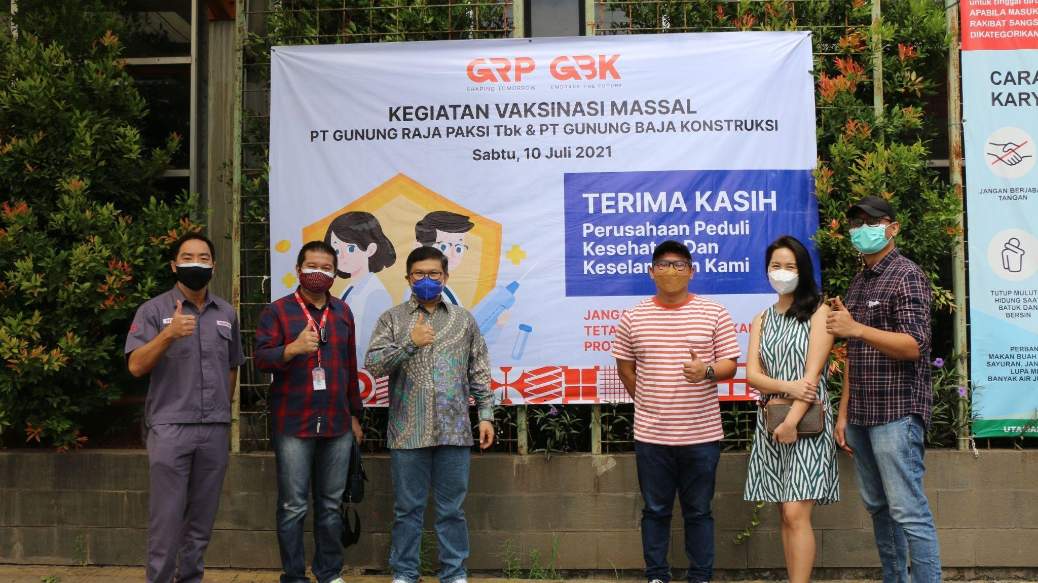 GRP vaccination programme
