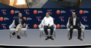 Kimin Tanoto Speaking at Singapore Iron Ore Forum 2021